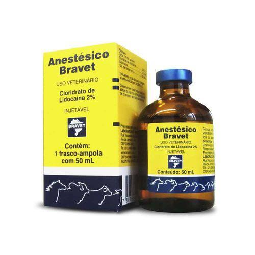 Anestésico Bravet - 50 Ml