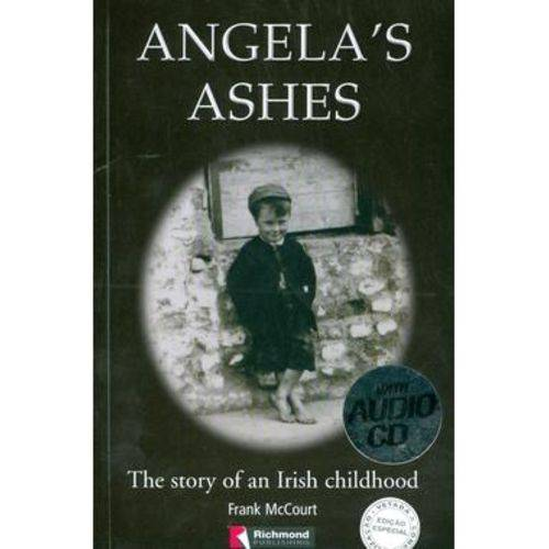 Angela's Ashes - The Story Of An Irish Childhood - Richmond Readers – Level 3 – With Audio CD