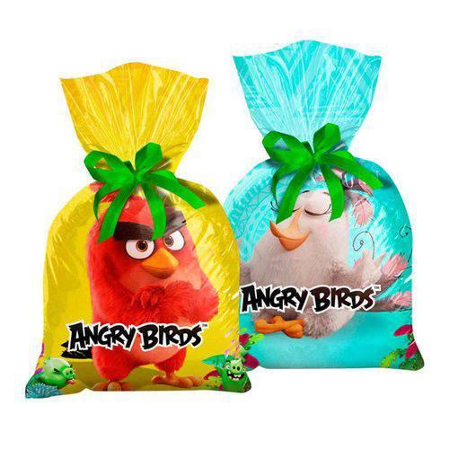 Angry Birds Filme Sacola Surpresa C/8 - Regina
