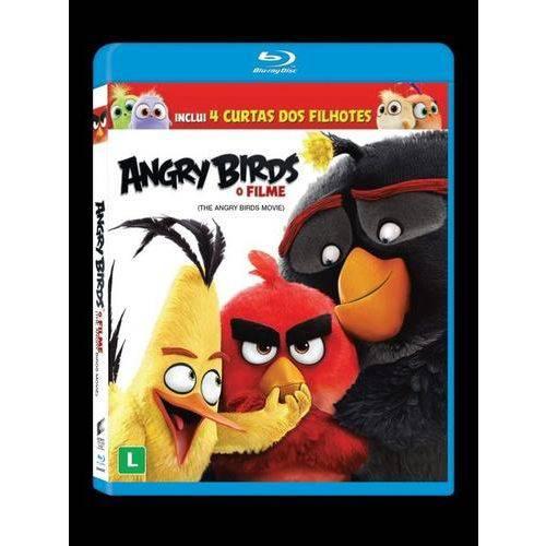 Angry Birds - o Filme (Blu-Ray)