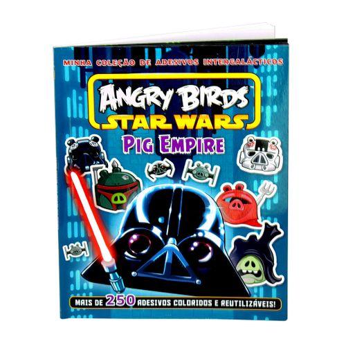 Angry Birds - Star Wars - Pig Empire - Adesivo - V & R Editoras