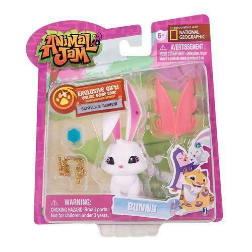 Animal Jam Amigos com Mascote - Bunny - Fun