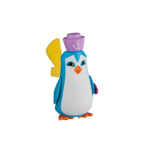 Animal Jam - Amigos com Mascote Penguin - Fun