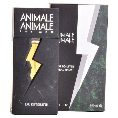 Animale For Men Eau de Toilette - Perfume Masculino - 100ml
