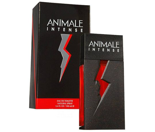 Animale Intense Eau de Toilette Masculino 100 Ml