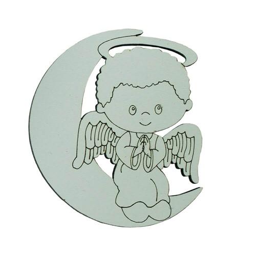Anjinhos em MDF | SJO Artigos Religiosos