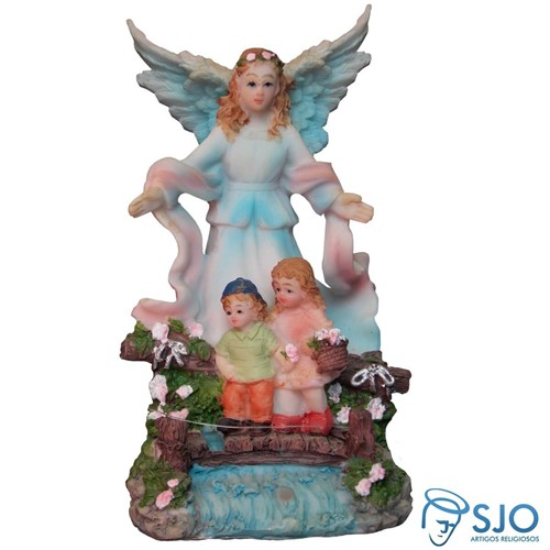Anjo da Guarda de Resina | SJO Artigos Religiosos