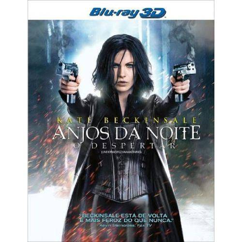 Anjos da Noite o Despertar - Blu-ray 3D Filme Ação