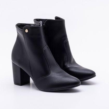 Ankle Boot Firezzi Preta 36