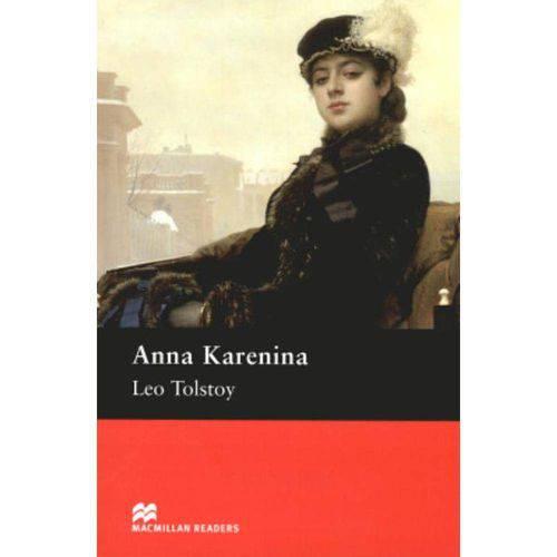 Anna Karenina - Upper Intermediate - Macmillan
