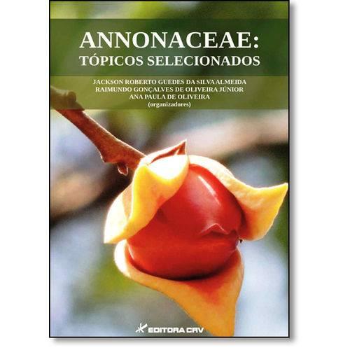 Annonaceae: Tópicos Selecionados