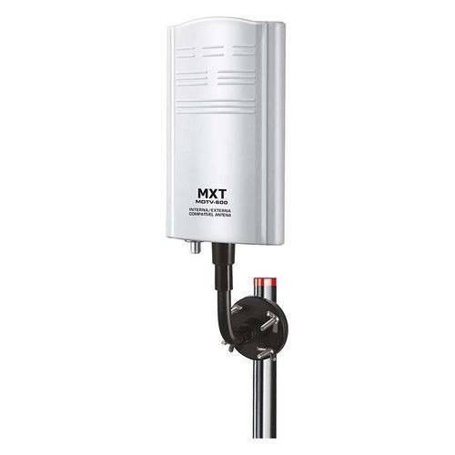 Antena Amplificadora de Sinal Uhf/Hdtv 20db, Interna/Externa Mdtv-600 - Mxt 5.10.172