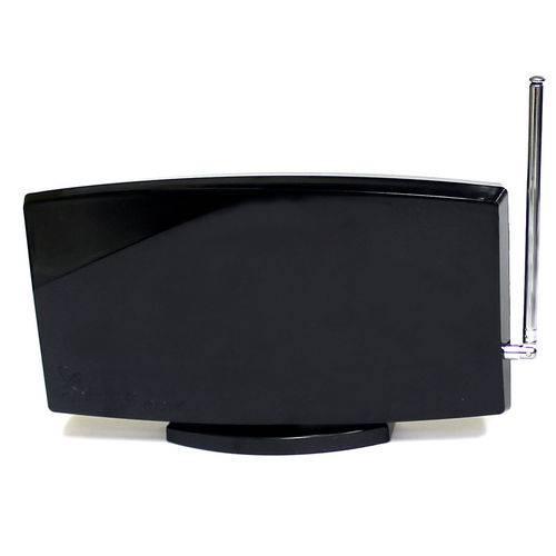 Antena Interna/externa Digital Uhf/vhf Digiblack Castelo M1038
