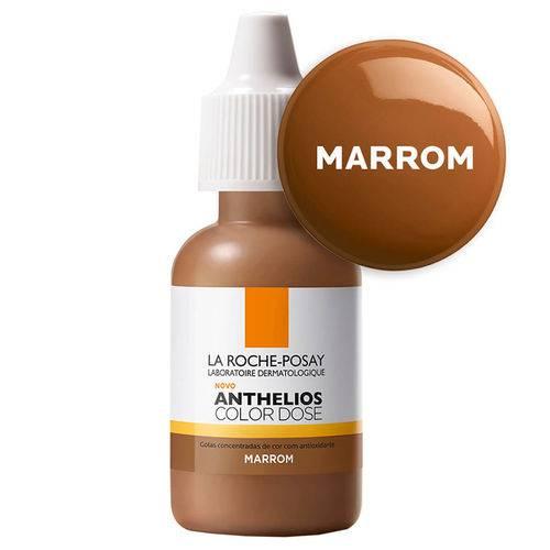 Anthelios Color Dose Pigmento Marrom em Gota Fps15 17ml