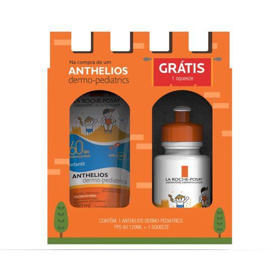 Anthelios Dermo Pediatrics Solar Infantil Fps60 120ml Gratis Squeeze