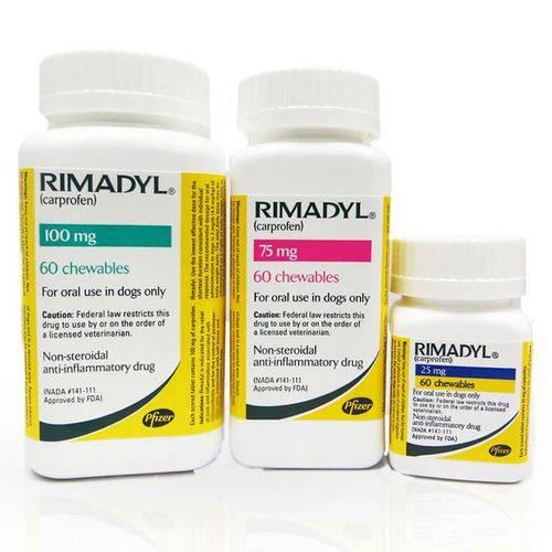Anti Inflamatório Rimadyl