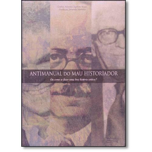Antimanual do Mau Historiador - Eduel