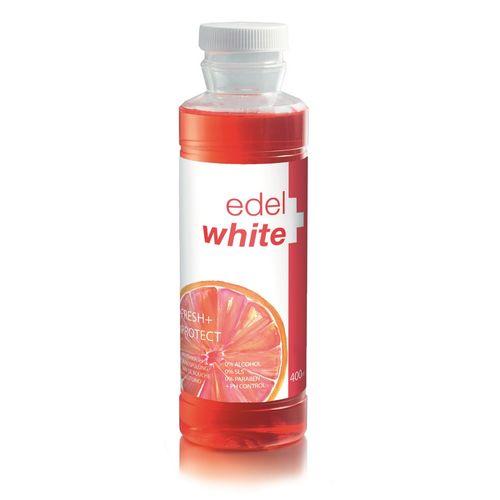 Antisséptico Bucal Edel White Fresh+ Protect 400ml