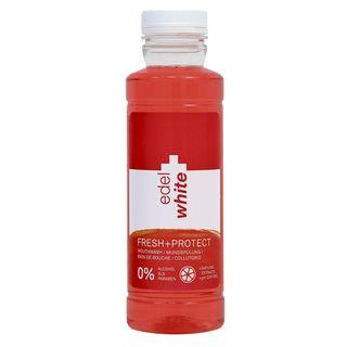 Antisséptico Bucal Edel White - Fresh + Protect 400ml