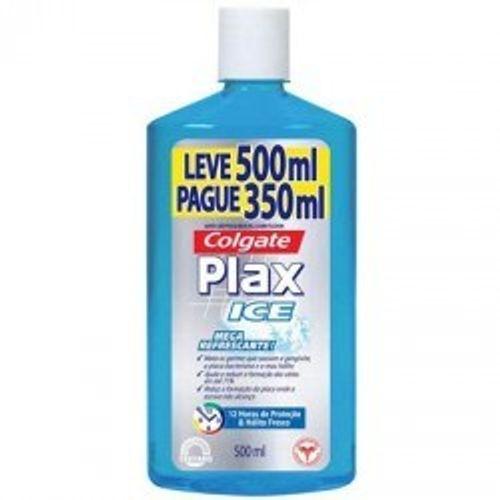 Antisséptico Bucal Plax Ice 500ml