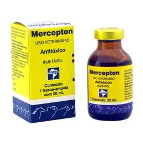 Antitóxico Bravet Mercepton - 20ml 20ml