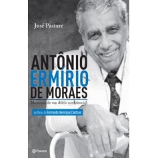Antonio Ermirio de Moraes - Planeta