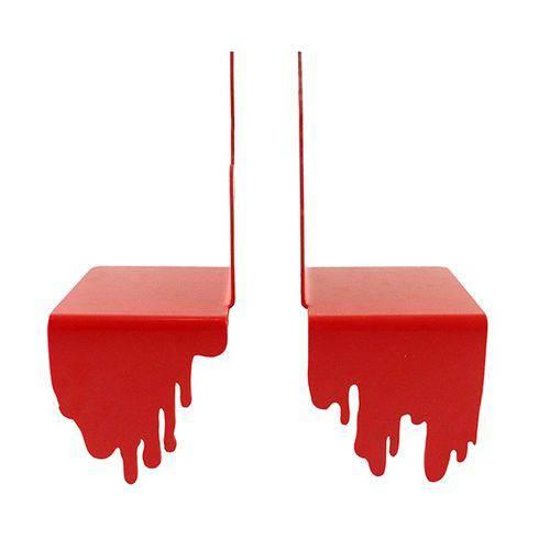Aparador de Livros Sangue