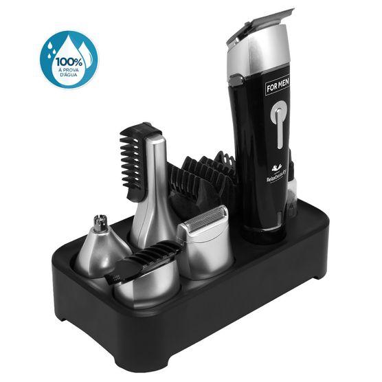 Aparador de Pelos Corpo e Rosto Multi Groom Relax Beauty - RB-AM0249A