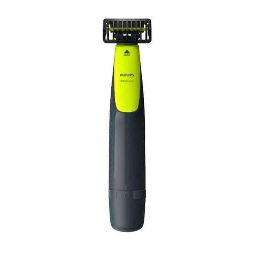 Aparador Philips One Blade QP2510/10, Seco e Molhado, Verde/Cinza - Bivolt