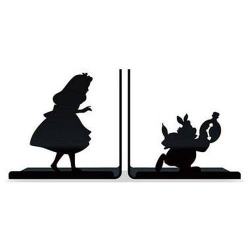 Aparador / Porta Livros em Acrílico - Alice Wonderland