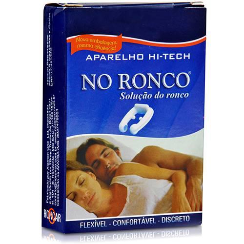 "Aparelho Anti-Ronco ""No Ronco"" - 2Brasil"
