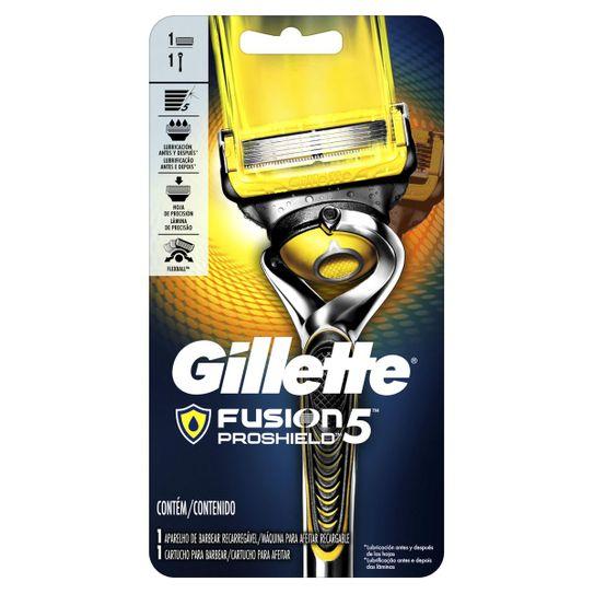 Aparelho de Barbear Gillette Fusion Proshield Flex Ball