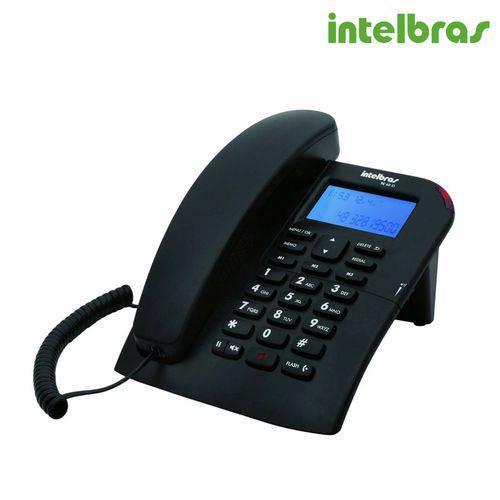 Aparelho Telefônico com Fio Tc60 Id Intelbras