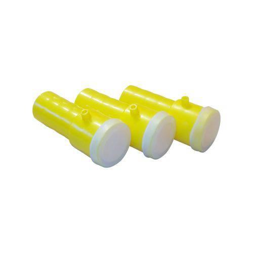 Apito Buzina Amarelo - 01 Unidade