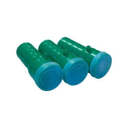 Apito Buzina Verde - 01 Unidade