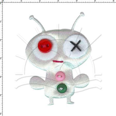 Aplicação Z Apliques Toy Art 69087 - 1 Unid