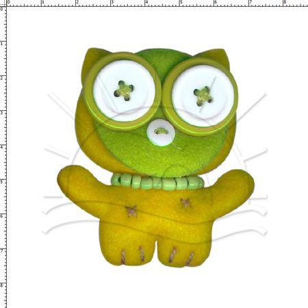 Aplicação Z Apliques Toy Art 69098 - 1 Unid