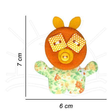Aplicação Z Apliques Toy Art 69099 - 1 Unid