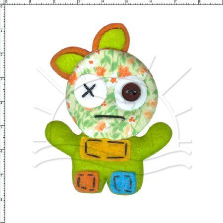Aplicação Z Apliques Toy Art 69102 - 1 Unid