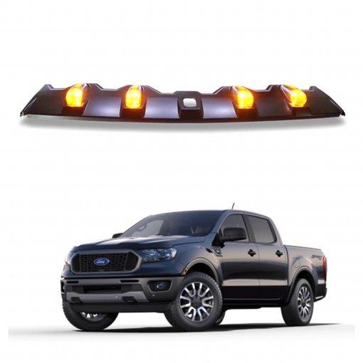 Aplique de Teto com LED Ford Ranger 2013 a 2019 FRL07