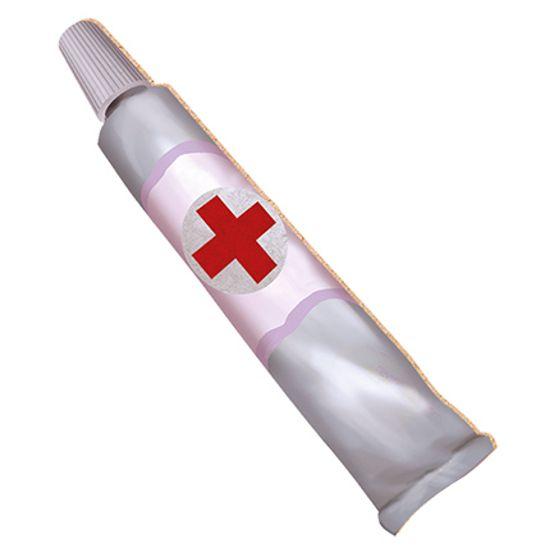Aplique Decoupage Litoarte APM8-072 em Papel e MDF 8cm Farmacinha