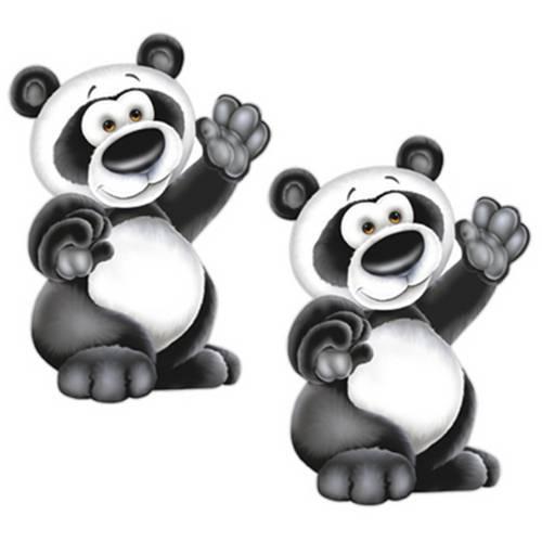 Aplique Mdf Decoupage com 2 Unidades Urso Coala Lmap-009 - Litocart