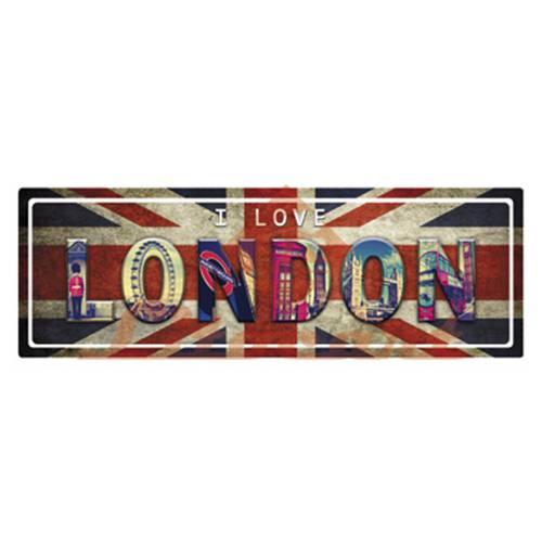 Aplique Mdf Decoupage I Love London Lmapc-361 - Litocart