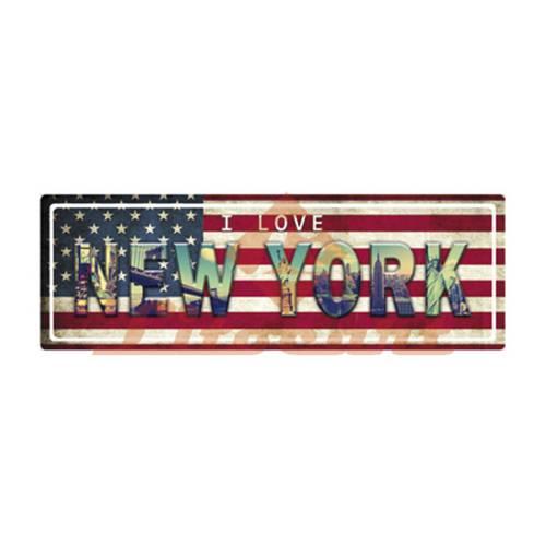 Aplique Mdf Decoupage I Love New York Lmapc-362 - Litocart