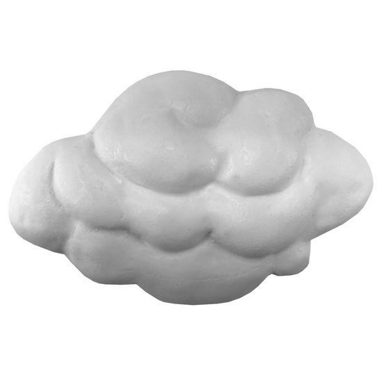 Aplique Nuvem 8x5,5cm - Resina