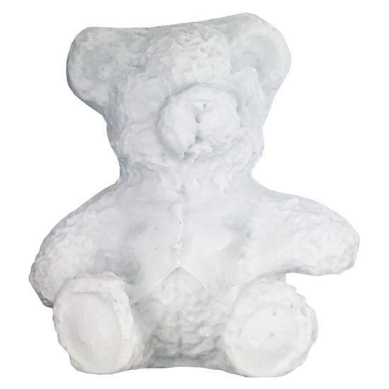 Aplique Urso de Terno 4,5x4cm - Resina