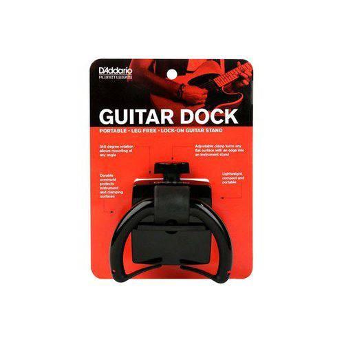 Apoio para Guitarra Guitar Dock Pw-gd-01 - Daddario