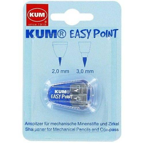 Apontador Afia Minas 2 e 3mm Germany KUM