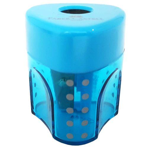 Apontador com Depósito Mini Grip Faber Castell 997688