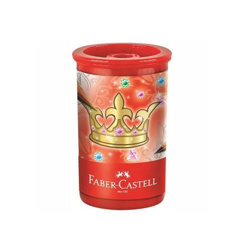 Apontador com Depósito Tubo 2 - Faber-Castell